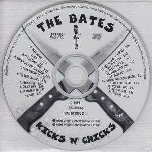 The Bates: Kicks 'n' Chicks (CD) - Bild 4