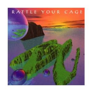 Cover - Barren Cross: Rattle Your Cage