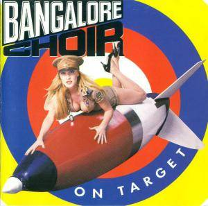 Bangalore Choir: On Target - Cover