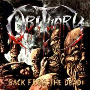 Obituary: Back From The Dead (CD) - Bild 1