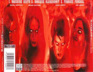 Bloodbath: Breeding Death (Mini-CD / EP) - Bild 2