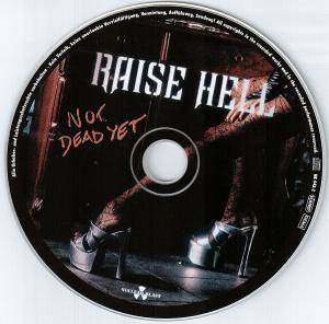 Raise Hell: Not Dead Yet (CD) - Bild 4