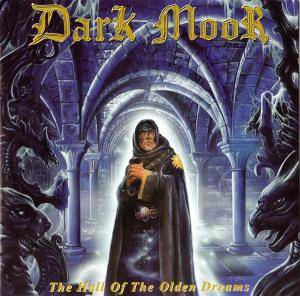 Dark Moor: Hall Of The Olden Dreams, The - Cover