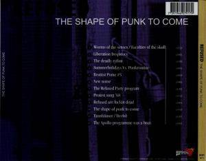 Refused: The Shape Of Punk To Come (CD) - Bild 2