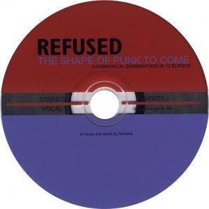 Refused: The Shape Of Punk To Come (CD) - Bild 3