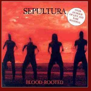 Sepultura: Blood-Rooted - Cover