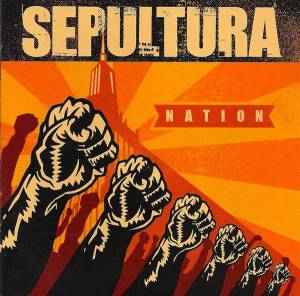 Sepultura: Nation - Cover