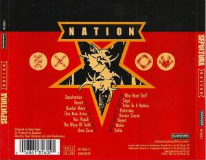 Sepultura: Nation (CD) - Bild 3