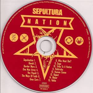 Sepultura: Nation (CD) - Bild 4