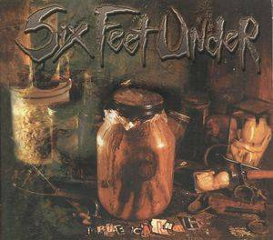 Cover - Six Feet Under: True Carnage