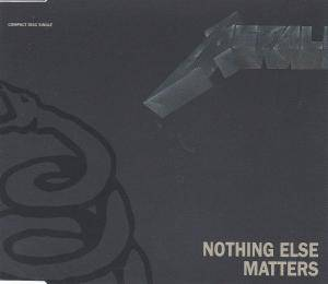 Nothing else matters keyboard cover