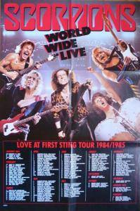 Scorpions: World Wide Live (2-LP) - Bild 2