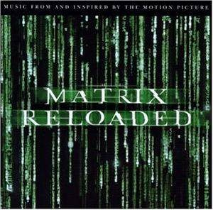 Cover - Paul Oakenfold: Matrix Reloaded - The Album