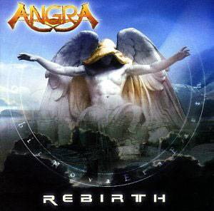 Angra: Rebirth - Cover