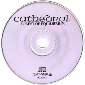 Cathedral: Forest Of Equilibrium (CD) - Bild 3