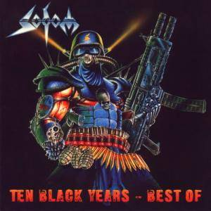 Sodom: Ten Black Years - Best Of (2-CD) - Bild 1