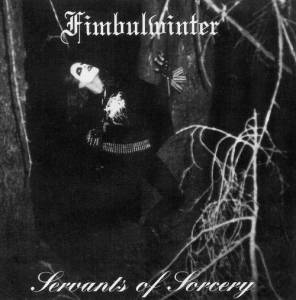 Fimbulwinter: Servants Of Sorcery - Cover