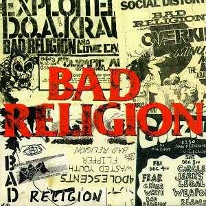 Bad Religion: All Ages - Cover