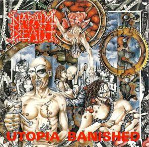Napalm Death: Utopia Banished (CD) - Bild 1