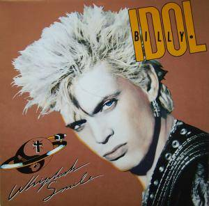 Billy Idol: Whiplash Smile (LP) - Bild 1