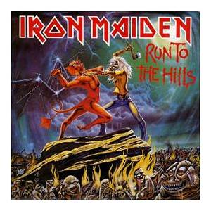 "Iron Maiden: Run To The Hills (7"") - Bild 1"