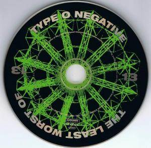 Type O Negative: The Least Worst Of Type O Negative (CD) - Bild 3