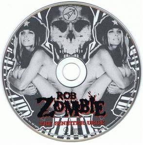 Rob Zombie: The Sinister Urge (CD) - Bild 3
