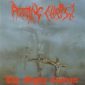 Rotting Christ: Thy Mighty Contract - Cover