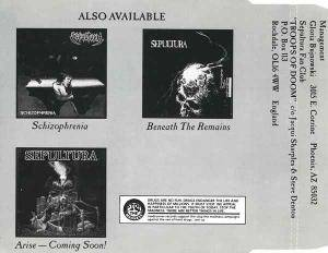 Sepultura: Under Siege (Regnum Irae) (Single-CD) - Bild 4