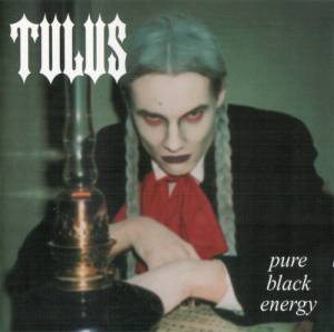 Cover - Tulus: Pure Black Energy