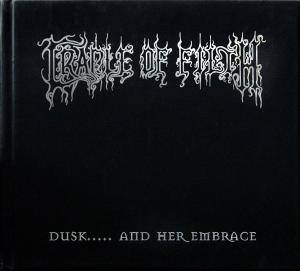 Cradle Of Filth: Dusk... And Her Embrace (CD) - Bild 1