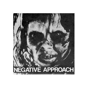 Cover - Negative Approach: Negative Approach