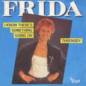 Frida: I Know There's Something Going On - Cover