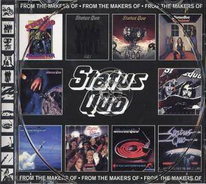 Status Quo: Blue For You (CD) - Bild 2