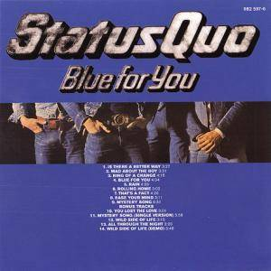 Status Quo: Blue For You (CD) - Bild 4