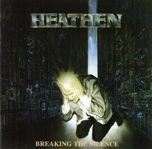 Heathen: Breaking The Silence (CD) - Bild 1