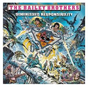 Cover - Adonis: Baily Brothers Present Diminished Responsibility, The