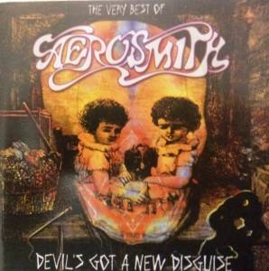 Aerosmith: Devil's Got A New Disguise: The Very Best Of Aerosmith - Cover