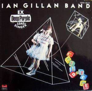 Cover - Ian Gillan Band: Child In Time
