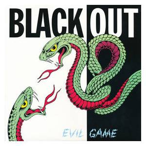 Blackout: Evil Game - Cover