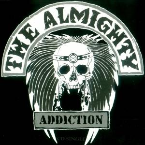 The Almighty: Addiction - Cover