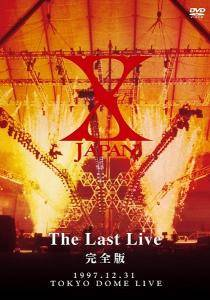 X Japan: Last Live, The - Cover