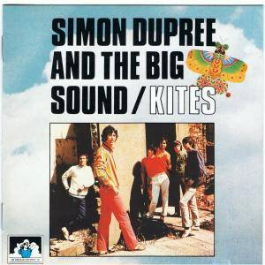Cover - Simon Dupree & The Big Sound: Kites