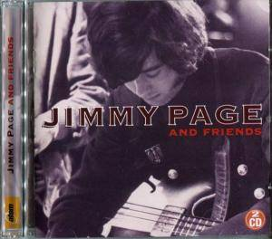 Jimmy Page & Friends - Cover