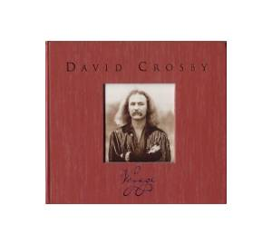 David Crosby: Voyage - Cover