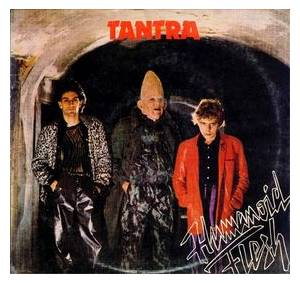 Cover - Tantra: Humanoid Flesh