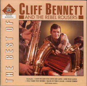 Cover - Cliff Bennett & The Rebel Rousers: Best Of The EMI Years, The