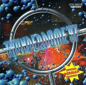 Thunderdome '97 - Cover