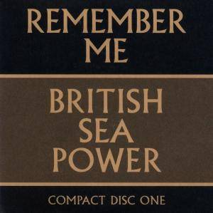 British Sea Power: Remember Me - Cover