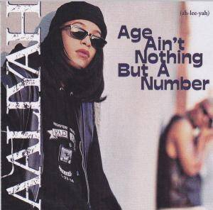 Cover - Aaliyah: Age Ain't Nothing But A Number